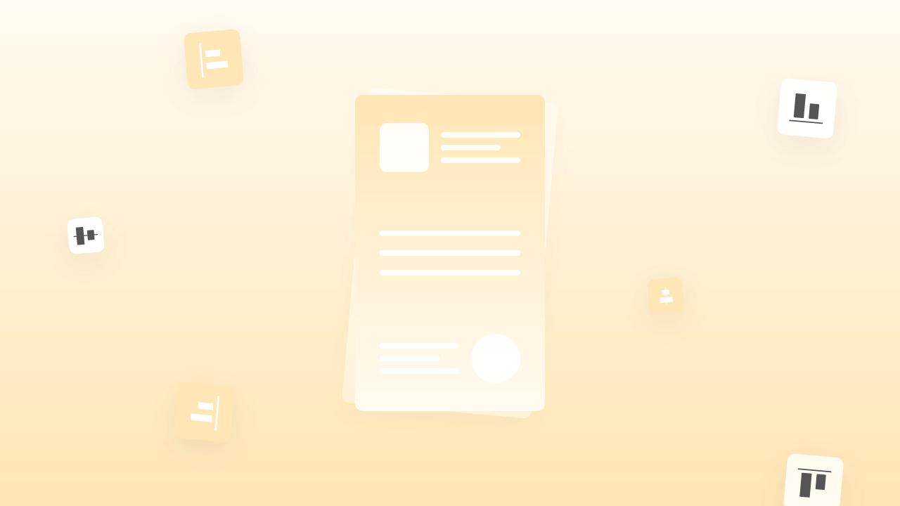 Aligning elements in MakeStories
